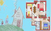 progetto casa disegno casa