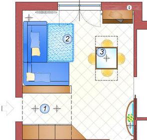 progetto stanza